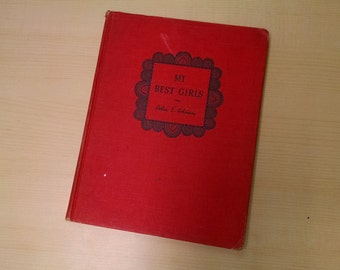 1941 First Edition My Best Girls by Helen E. Hokinson, the New Yorker Cartoons, Paper Ephemera, Society Cartoons, Political Cartoons