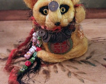 Fortune Cat Poppet