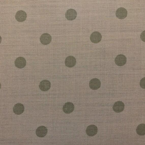 Vintage Polka Dot Fold Over Clutch / Cross Body