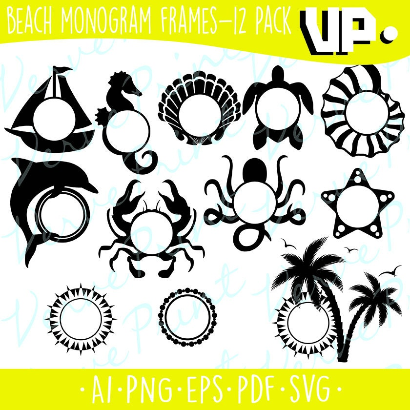 Beach Monogram Images - Reverse Search
