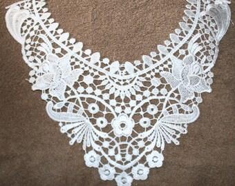 Item#009 Womens Iron-On Collar