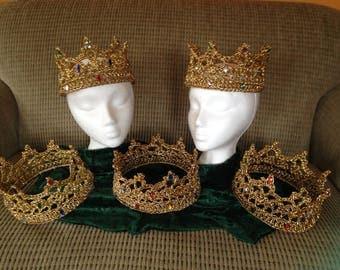 royal crown, queens crown, gold crown