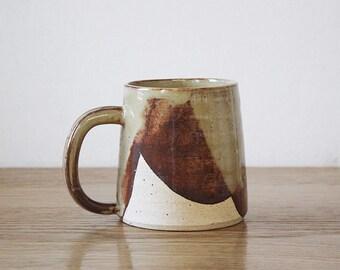 Made to order: Mid-Century Inspired Mug