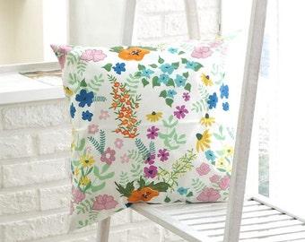 Vivid Flower Pattern Digital Printing Cotton Fabric by Yard - AZ03