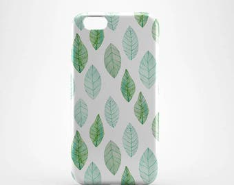 Leaves Hard case 3D case Apple iPhone 4 5 6 7 Samsung Galaxy S6 S7  #280