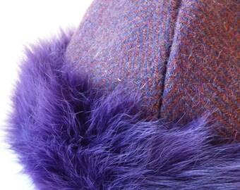 SALES ! - Deluxe winter toque - cap - hat