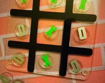 Tic Tac Toe game boards!