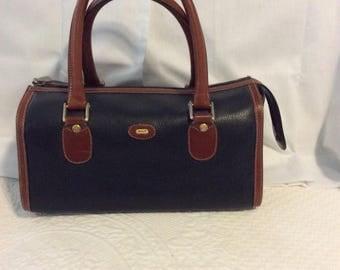 Vintage Bally leather bag