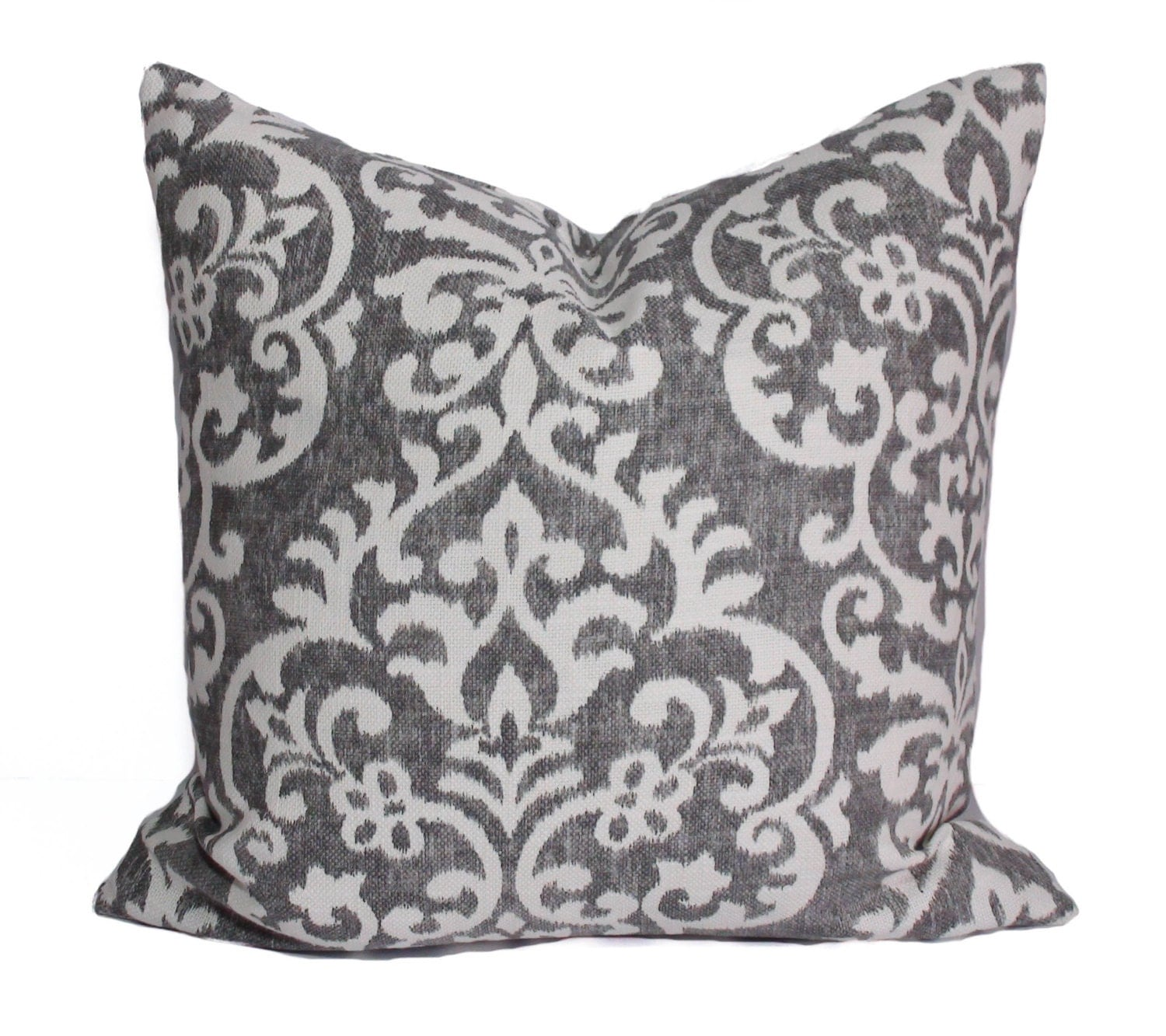 Gray Couch Pillows: Grey Decorative Pillow Grey Pillow Cover Throw Pillow Couch