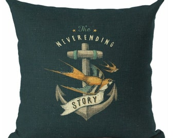 The Never Ending Story - Pillow Cover