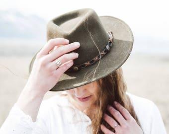 vintage Bailey felt hat