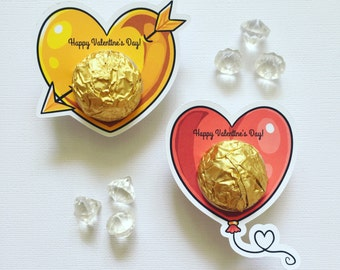 Valentine's Day Ferrero Rocher holders