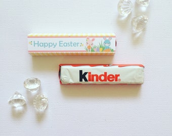 Easter bunnies kinder cover