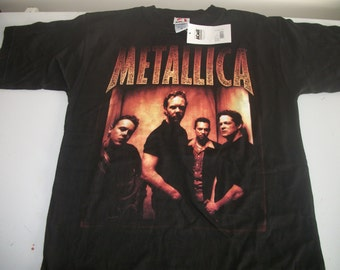 METALLICA tour shirt Load 1998 brand new w/ tags! DEADSTOCK!