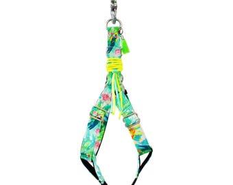"Dog Harness - ""Coconut"" adjustable dog harness"