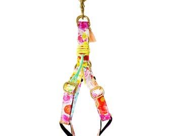 "Dog Harness - ""Chick"" adjustable dog harness"