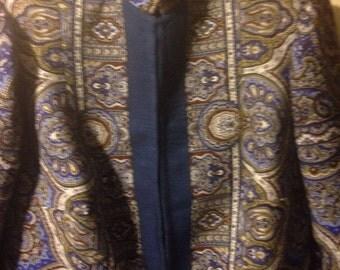 jacket from Pavloposad scarf