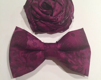 Bow tie for dog collar.