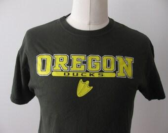 University of Oregon Ducks t-shirt shirt Adult XL