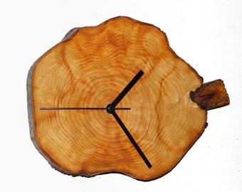 Clock, rustic clock, wall clock, eco friendly clock, wooden clock, wood clock (49)