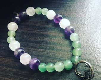 Mermaid Crystal Bracelet