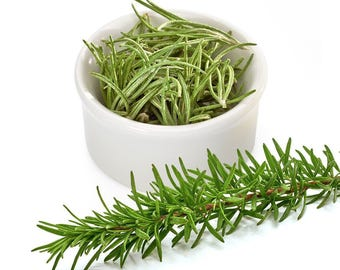 Certified Organic 100% Pure Rosemary Essential Oil (Regular or Verbenone) to 5lb - Always Free Shipping