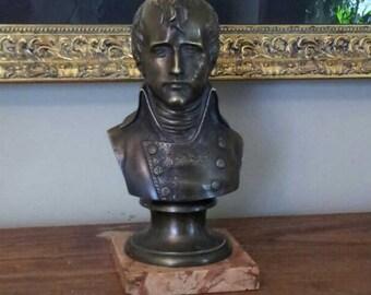 Barbedienne Bronze Napoleon Bonaparte