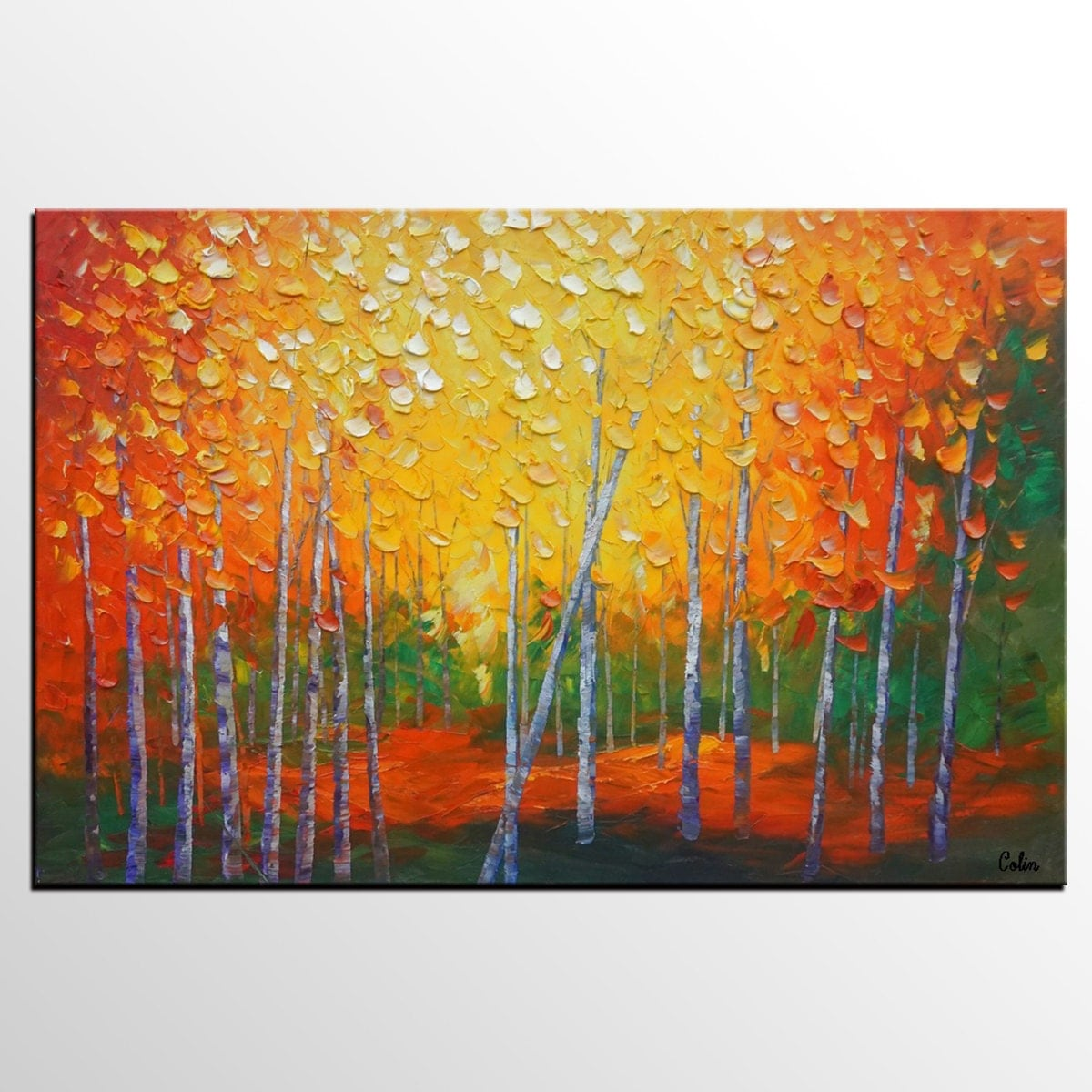dining room wall art oil painting large painting canvas