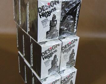 CLEARANCE 18 unopened boxes of Higgins black India ink 1 fl oz per box