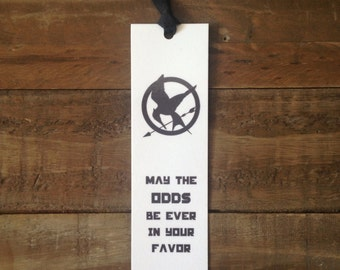 The Hunger Games Mockingjay Bookmark