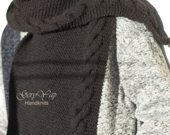 Cashmere wool scarf/ mohair/ winter gift/super soft