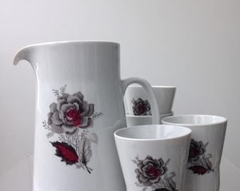 Mosa Maastricht set can with four cups