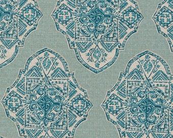 SALE!!!,Malta Capri, Lacefield Fabrics, Fabric By The Yard