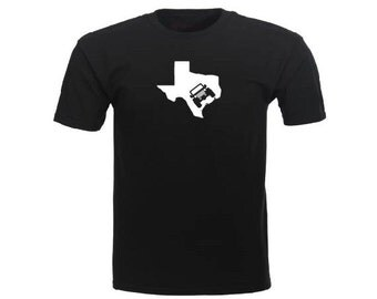 Jeep T Shirt Texas