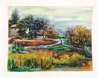 Art, Rustic landscape painting, landscape wall decor livingroom, rustic landscape wall art, rustic art painting, fine art landscape