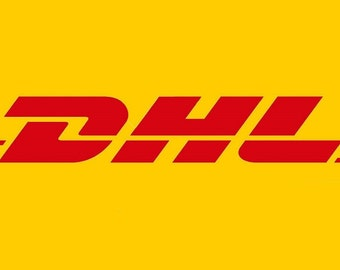 Upgrade The Shipping To DHL