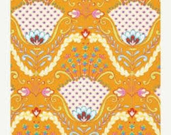 Little Azalea Hyacinth Collection Dena Designs 100% Cotton REMNANTS