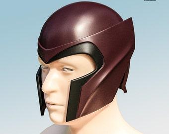 Magneto X3 helmet for 3D-printing DIY