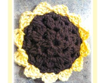 Sunflower Applique - Sunflower Appliqué