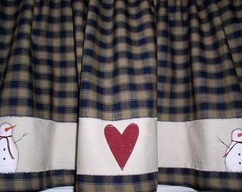 "Shop ""primitive valentine"" in Curtains & Window Treatments"