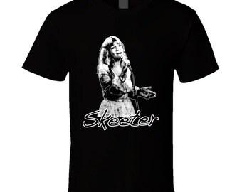 Skeeter Davis Country Music Star T Shirt