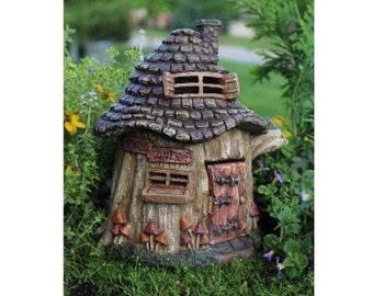 Fairy Garden  - Gnomes Nook - Miniature