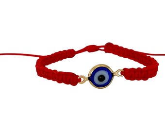 Baby Girl Baby Boy Baby Shower or Baby Gifts this Baby Evil Eye Bracelet is the Perfect Baby Protection Bracelet for a Newborn Baby • Unisex