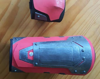 Avengers Marvel's Falcon gauntlets for Cosplay