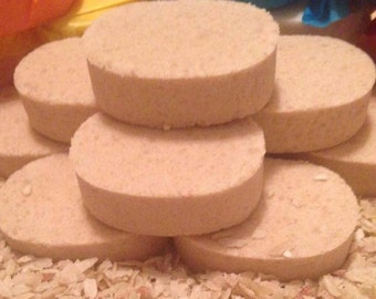 A Pound of Homemade Pinipig (Pounded Rice) Polvoron Cookies