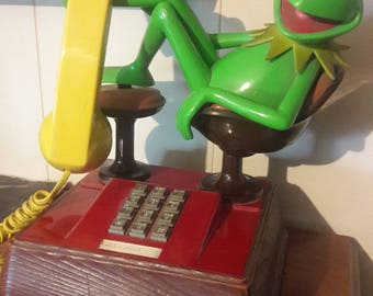 Kermit the Frog Phone
