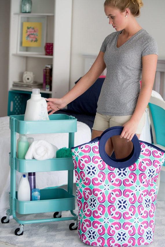 Mega Laundry Tote - Add A Monogram For Free!