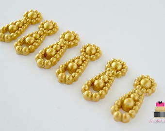 Pearl Decorations for Cakes, fondant pearls, pearl drop, gold pearls, edible sugar pearls, pearl mold, cakes with pearls