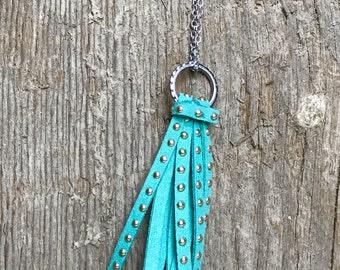 Corinne Tassel Necklace