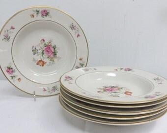 Set of 6 Porcelin Bowls